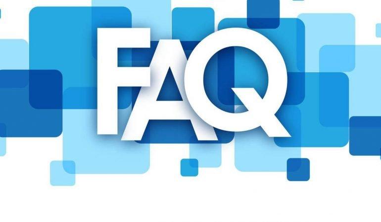 FAQ: domande e risposte agli utenti