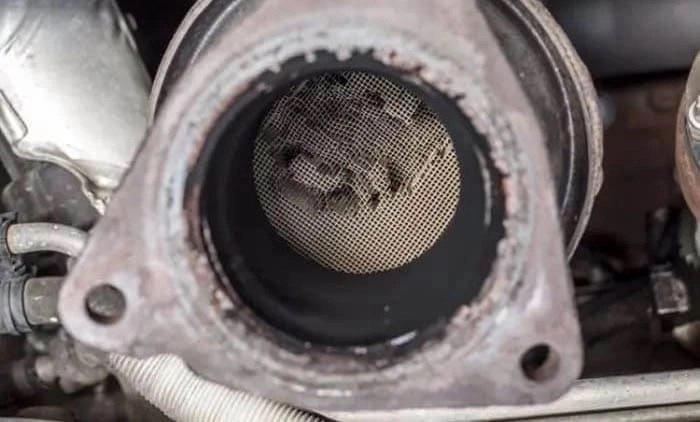 Filtro antiparticolato Audi a4 problemi