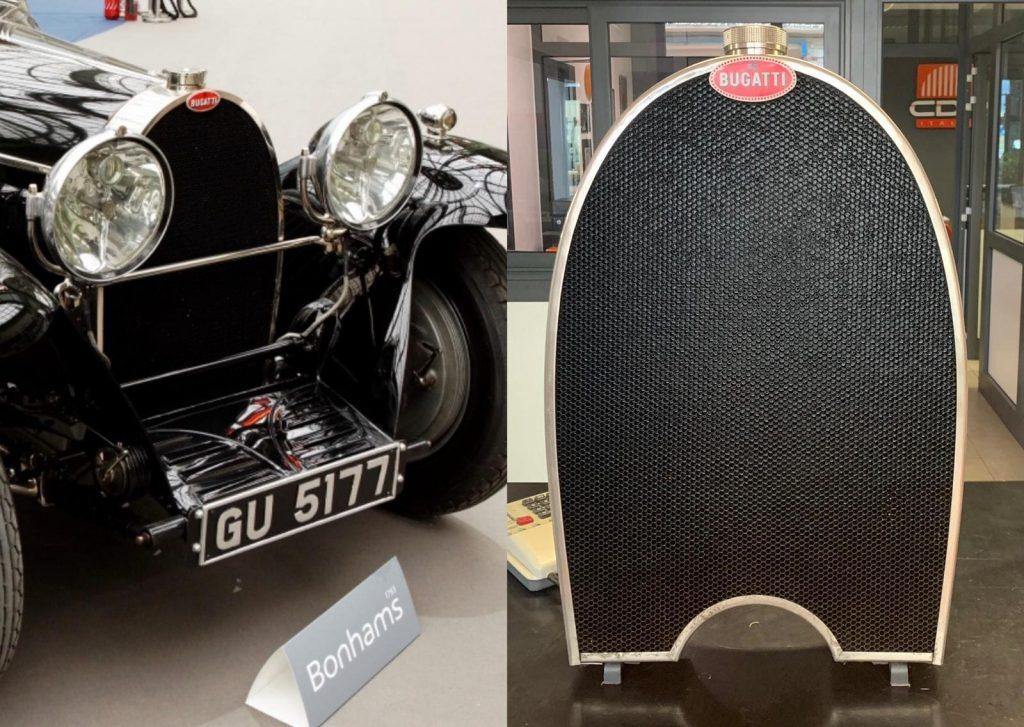 Rigenerazione radiatori auto antiche